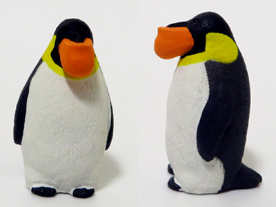シャクレルペンギン