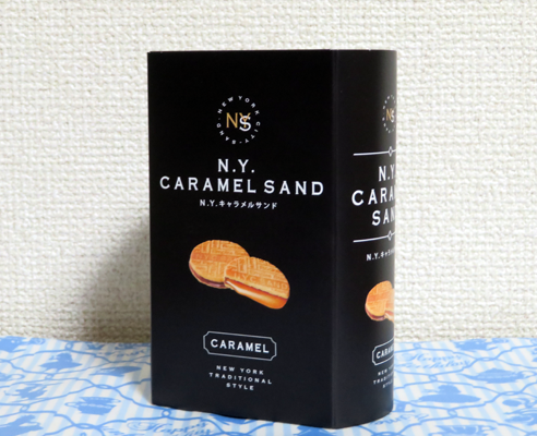 行列必至!! N.Y.C.SAND(ニューヨークシティサンド)の『N.Y.キャラメルサンド』が美味しすぎる!!