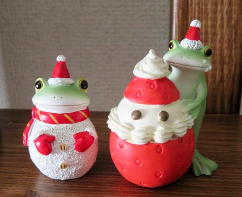 【Copeau(コポー)シリーズ】2018年・秋冬 クリスマスの新商品をゲットしました☆