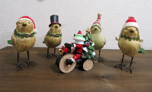 クリスマスコポー