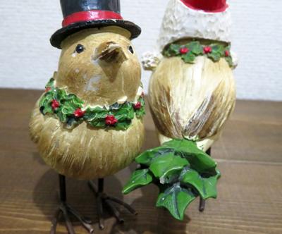クリスマスバード